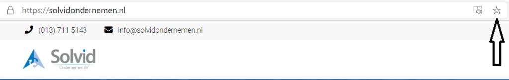 Hoger in Google door favorieten